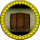 A figure of a Bothersome Barrel.