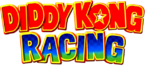 Logo for Diddy Kong Racing