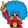 Jimmy T. Sprite from WarioWare, Inc.: Mega Microgame$!