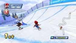 M&SATOWG Snowboard Cross Mario screenshot.png