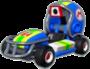 Mario's Quarterback icon in Mario Kart Live: Home Circuit