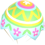 The Bright Glider from Mario Kart Tour