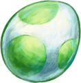 Mega Eggdozer Artwork - Yoshi's New Island.png