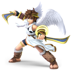 Pit from Super Smash Bros. Ultimate