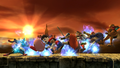Challenge 70 from the seventh row of Super Smash Bros. for Wii U