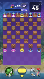 World 3's Special Stage from Dr. Mario World