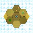 Honeybee Hive bottom screen map