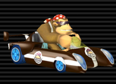 Funky Kong's Jetsetter