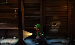 The Secret Pocket segment from Luigi's Mansion: Dark Moon.