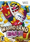 Wario Land: Shake It! American box art
