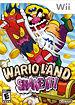 Wario Land: Shake It! American box art