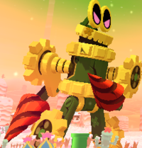 Robo-Drilldigger
