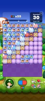 Stage 268 from Dr. Mario World since March 18, 2021