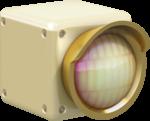 Artwork of a Light Box from Super Mario 3D World.