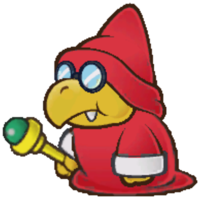 A Red Magikoopa