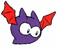 Official art of a Fang