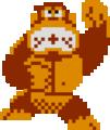 Donkey Kong Artwork - NES Remix.png