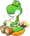 G&WG3 Yoshi and Cookies.png