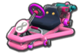 Thumbnail of Wendy's Pipe Frame (with 8 icon), in Mario Kart 8.