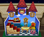 Peach's Present Room from Mario Party 4