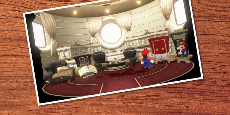 The image for the 3rd question of Super Mario Odyssey Fun Personality Quiz