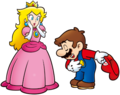 SNW app Peach Mario.png