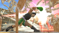 Challenge 122 from the thirteenth row of Super Smash Bros. for Wii U
