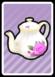 A Teapot Card in Paper Mario: Color Splash.
