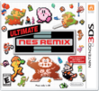 Ultimate NES Remix NA boxart.