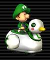 Baby Luigi's Quacker