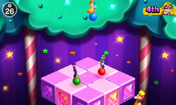 Bounce 'n' Trounce from Mario Party: The Top 100