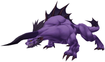 An image of the Behemoth model, from Mario Sports Mix.