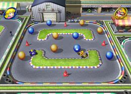Bumper Balloons from Mario Party 8
