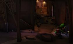 The Canyon Hall segment from Luigi's Mansion: Dark Moon.