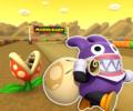 SNES Choco Island 2 from Mario Kart Tour
