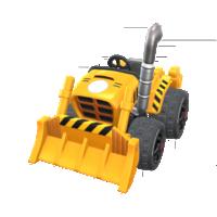 Dozer Dasher from Mario Kart Tour