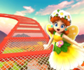 Wii Maple Treeway T from Mario Kart Tour
