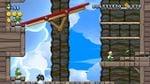 Luigi sighting in Spike's Seesaws from New Super Luigi U