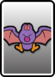 A Swoop card from Paper Mario: Color Splash