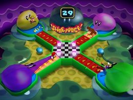 Slime Time from Mario Party 4
