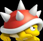 Spiny Artwork - New Super Mario Bros. 2.png