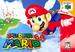 North American box art of Super Mario 64.