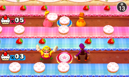 Cake Factory from Mario Party: The Top 100