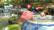 Kirby with Captain Olimar's ability