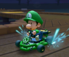 The icon of the Baby Rosalina Cup challenge from the Super Mario Kart Tour in Mario Kart Tour