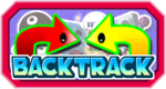 The logo for Backtrack in Mario Party 3