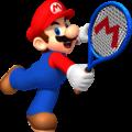 Mario Artwork - Mario Tennis Open.png