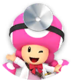 Icon of Dr. Toadette from Dr. Mario World