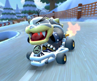 The icon of the Baby Rosalina Cup challenge from the Holiday Tour and the Toad Cup challenge from the Los Angeles Tour in Mario Kart Tour
