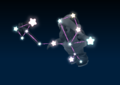 Hammer Bro's constellation in the game Mario Party 9.